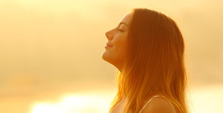 Entenda como a respiração pode controlar sua ansiedade
