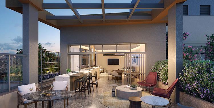 terraço apartamento tegra gio