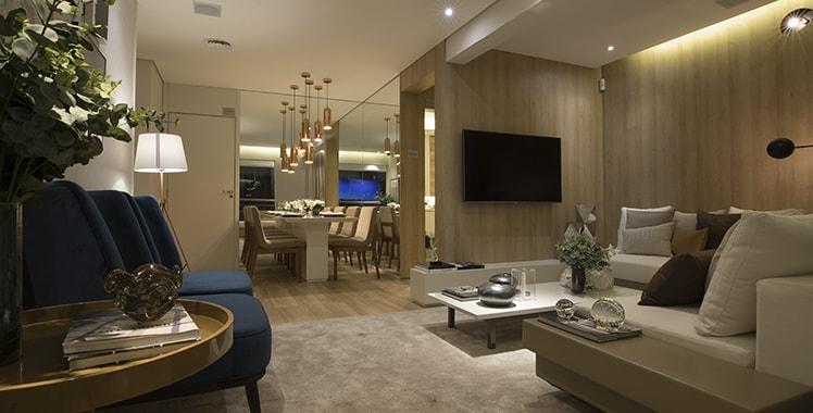 10 dicas para decorar apartamentos pequenos e otimizar for Como remodelar un apartamento pequeno