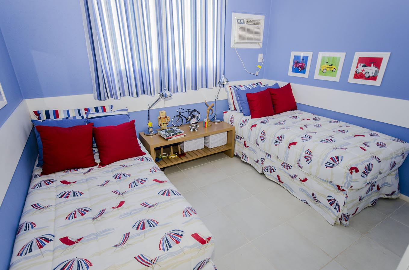 Foto do decorado Sahy Res. Resort Mar Azul - Quarto
