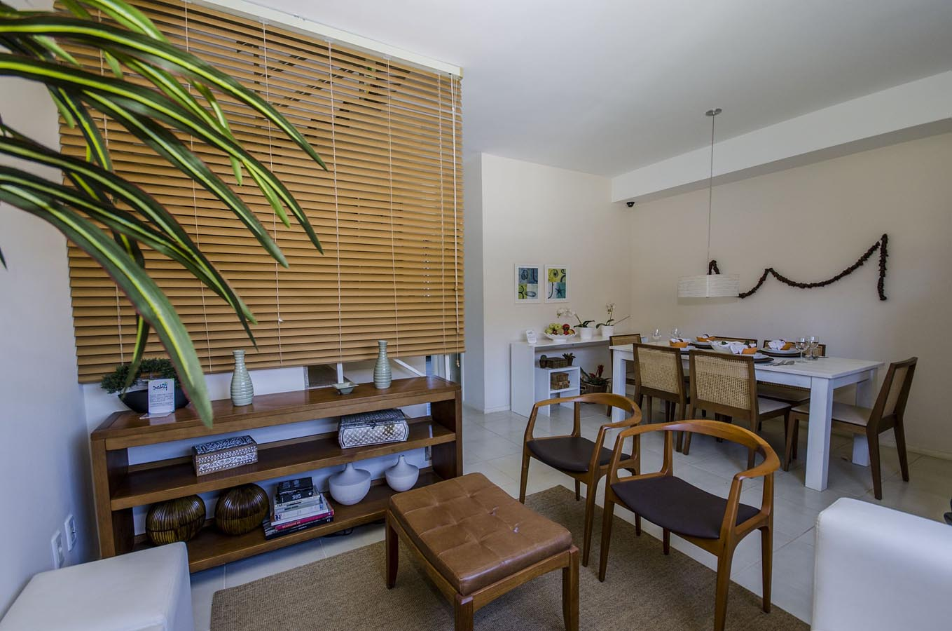 Foto do decorado Sahy Res. Resort Mar Azul - Living