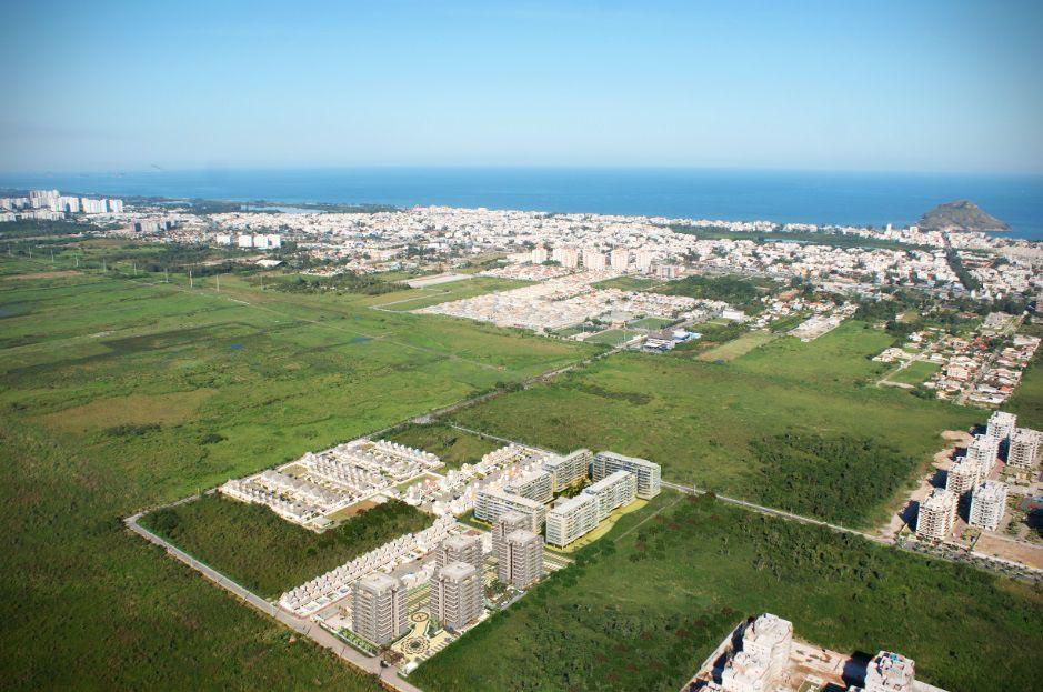 Foto montagem da localização