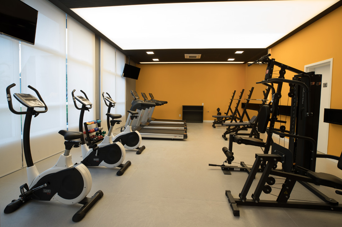 Foto do fitness