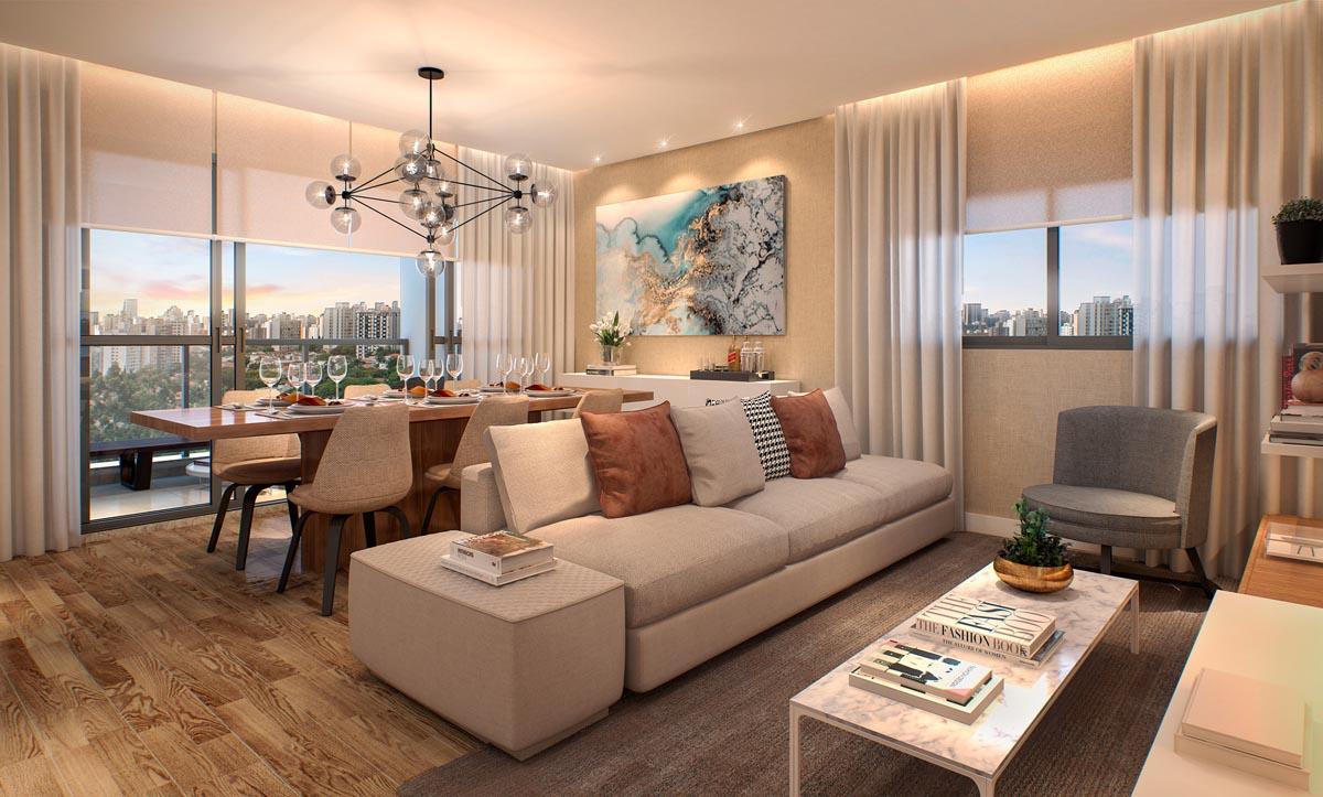 Perspectiva interna living apartamento final 5