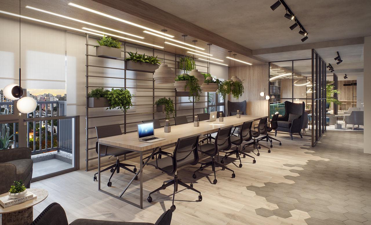 Sugestão de Junção de Salas Comerciais – Coworking