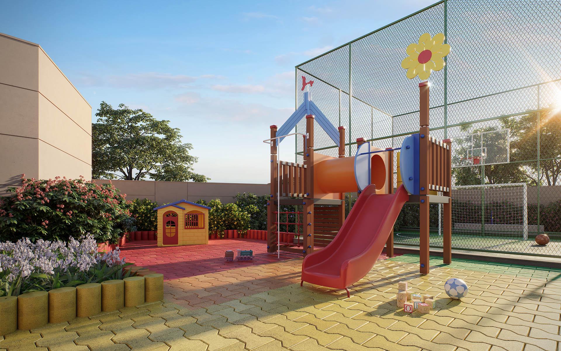 Perspectiva do Playground